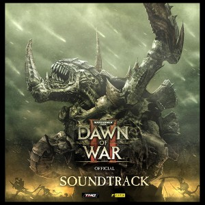 Das Cover des Dawn of War II Soundtracks