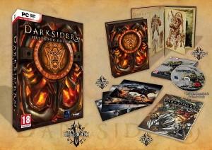 Darksiders Hellbook Edition