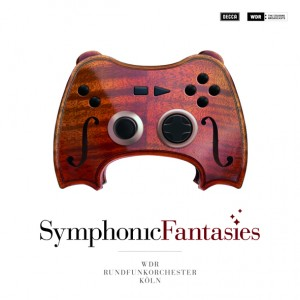Das Cover der Symphonic Fantasies-CD