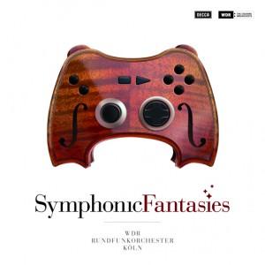 Das Cover der Symphonic Fantasies-CD