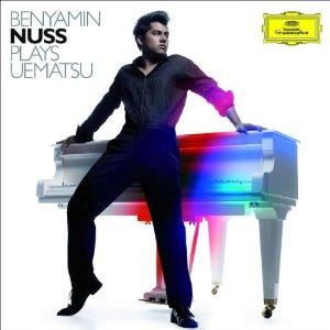 Benyamin Nuss Plays Uematsu CD-Cover