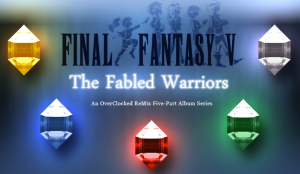 Final Fantasy V: The Fabled Warriors-Logo