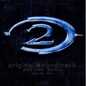 Halo 2 Original Soundtrack Vol. 1-Cover