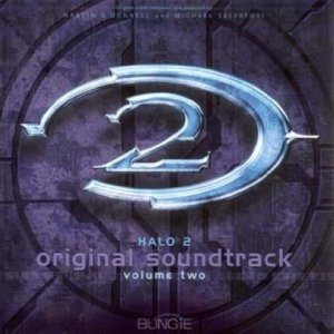 Halo 2 Original Soundtrack Vol. 2-Cover