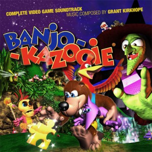 Banjo-Kazooie OST Cover