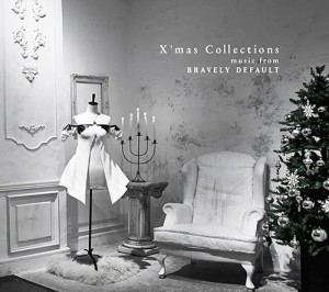 X'mas Collection Music from Bravely Default Cover